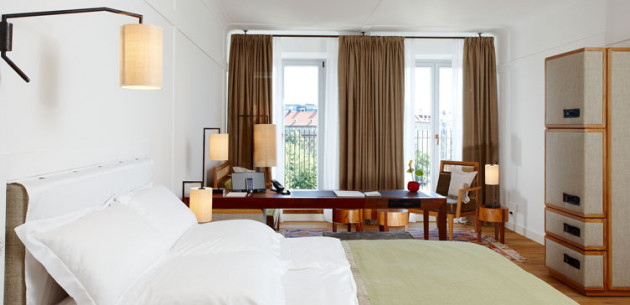 louis hotel munich germany expert reviews and. Black Bedroom Furniture Sets. Home Design Ideas