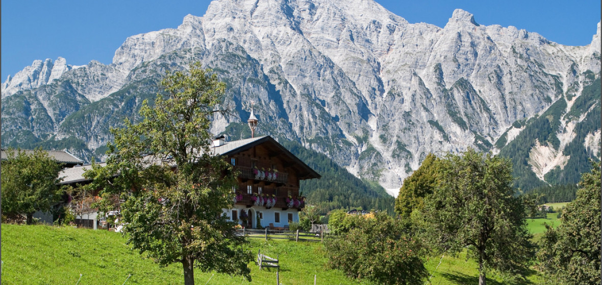 Photo of Leogang