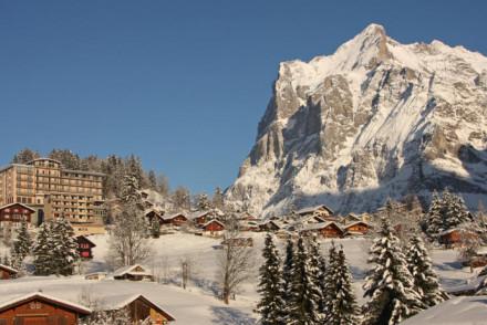 Hotel Belvedere, Grindelwald