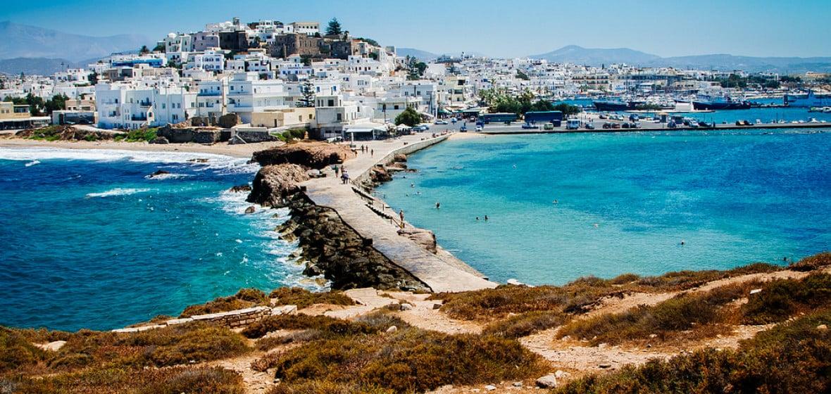 Best Hotels In Naxos Greece