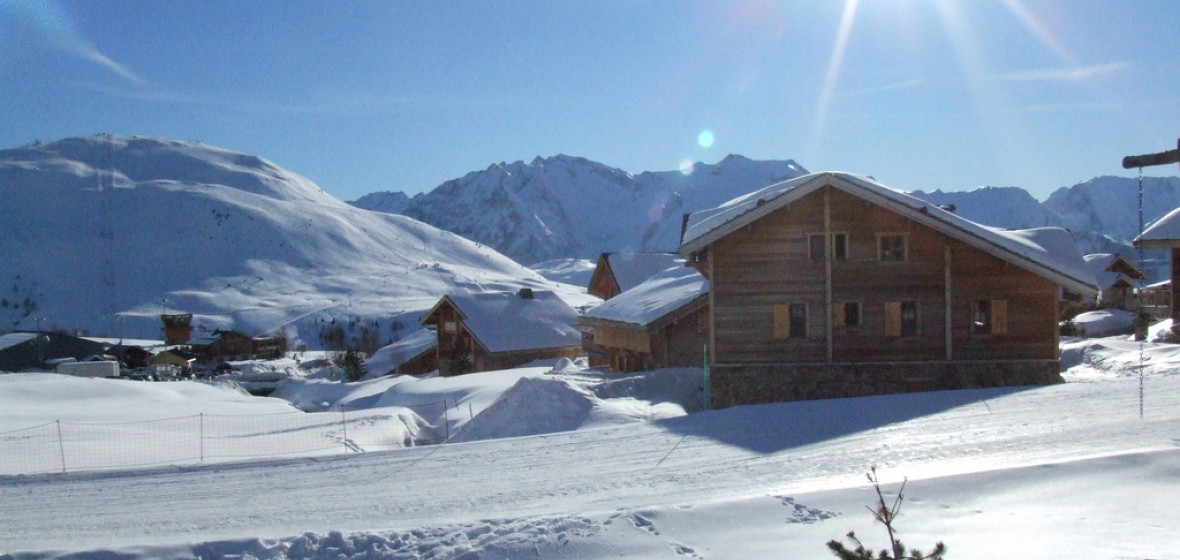 Photo of Alpe d'Huez