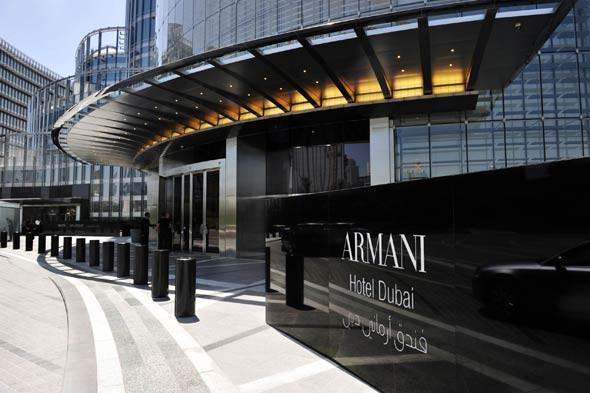 Photo of Armani Hotel