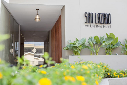 San Lazaro Art Lifestyle Hotel