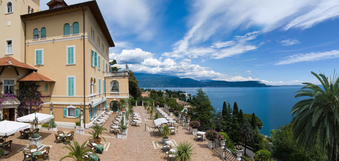 Photo of Hotel Villa del Sogno