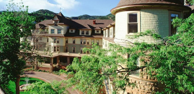 Photo of The Cliff House at Pikes Peak