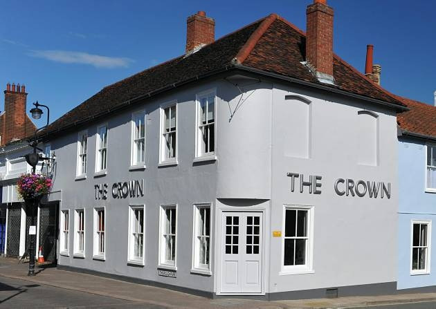 Photo of The Crown at Woodbridge