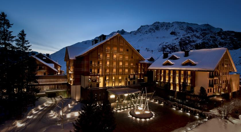 Photo of The Chedi, Andermatt