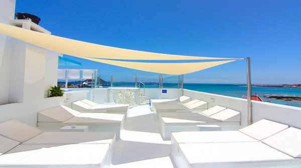 Best beach hotels in the canary islands spain the hotel for Best boutique beach resorts