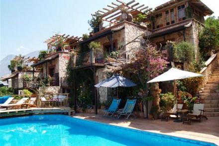 Hotel Fidanka Houses