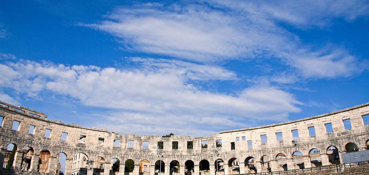Photo of Pula