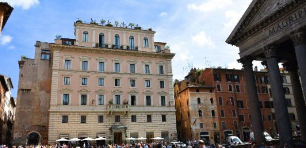 Albergo del senato rome italy expert reviews and for Senato italia