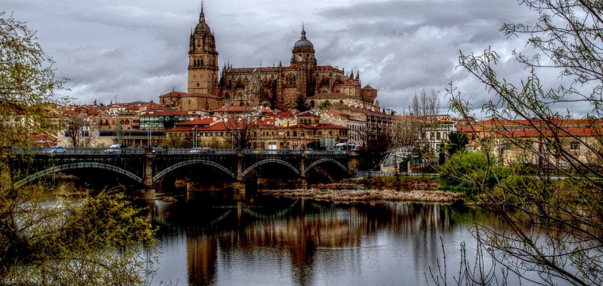 Photo of Salamanca