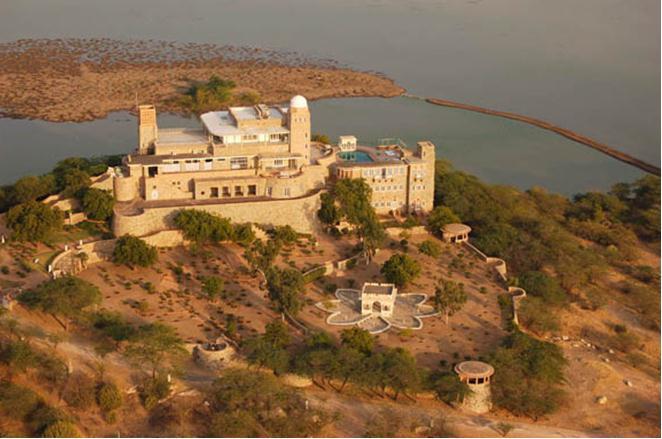 Photo of Sardar Samand Lake Palace