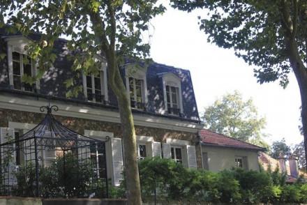 Villa de la piece d'eau des Suisses
