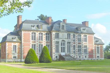 Chateau de Saint Maclou la Campagne
