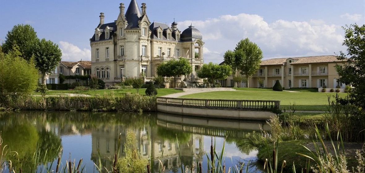 Photo of Chateau Grand Barrail