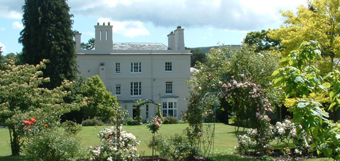 Photo of Glangrwyney Court