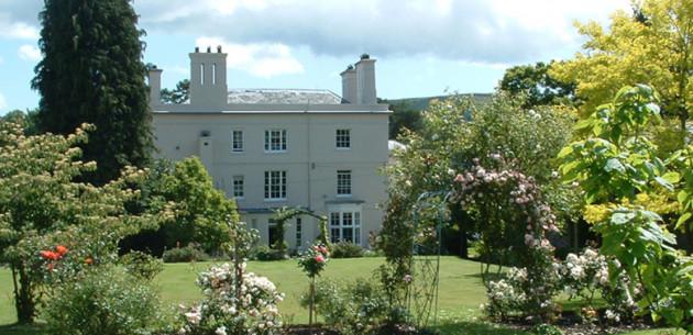Photo of Glangrwyney Court