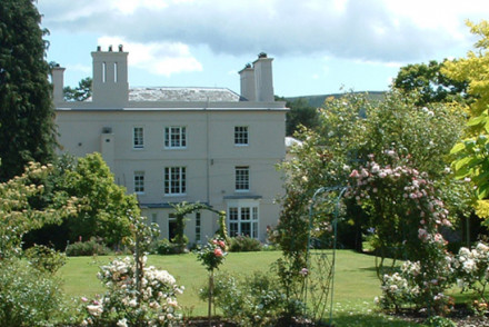 Glangrwyney Court