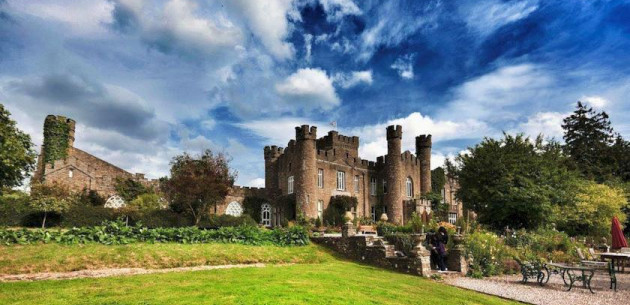 Photo of Augill Castle