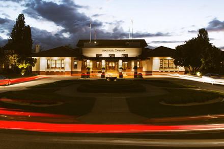 Hyatt Hotel Canberra