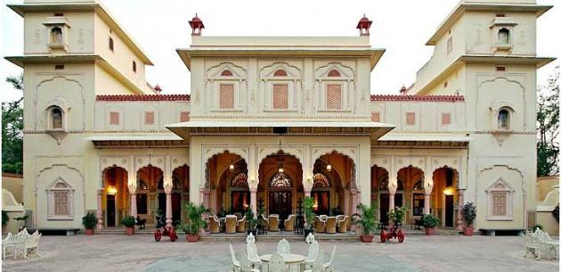 Photo of Narain Niwas Palace