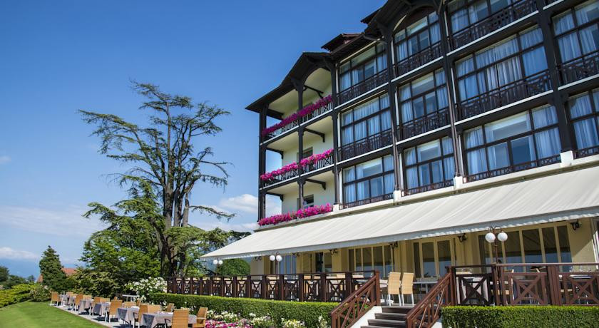 Photo of Hotel Ermitage, Evian les Bains