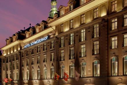 Hotel Schweizerhof, Bern