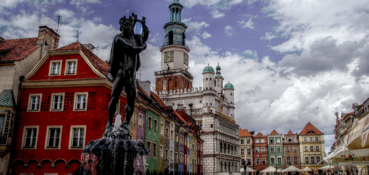 Photo of Poznan