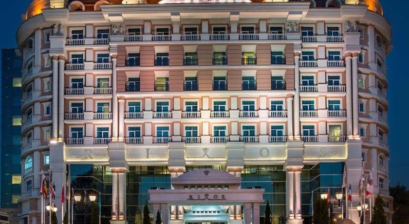 Photo of Rixos Almaty