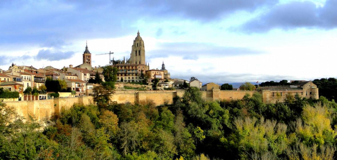Photo of Segovia