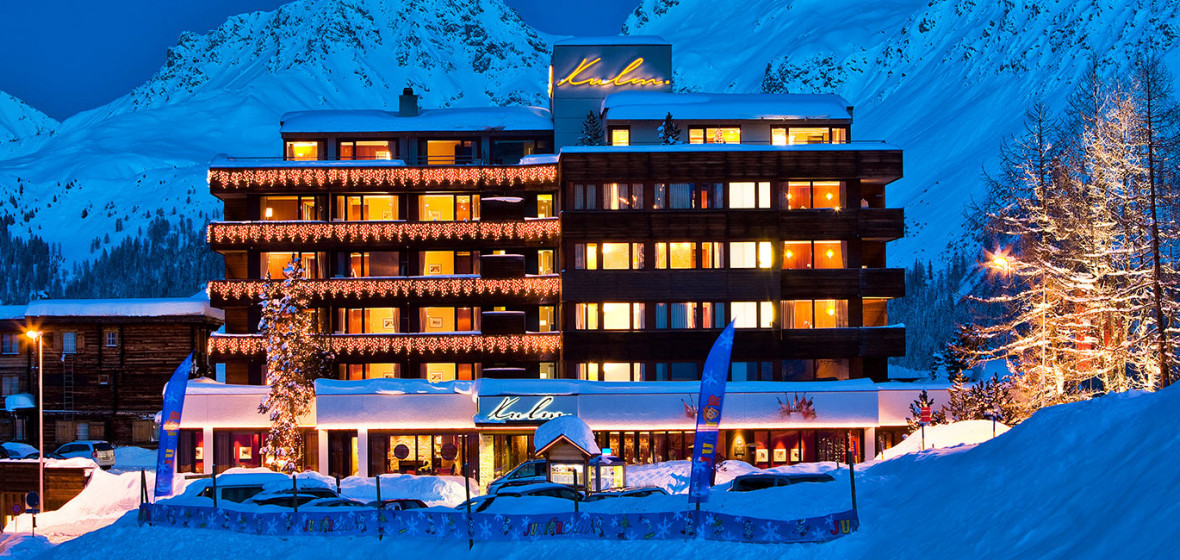 Photo of Arosa Kulm Hotel & Spa