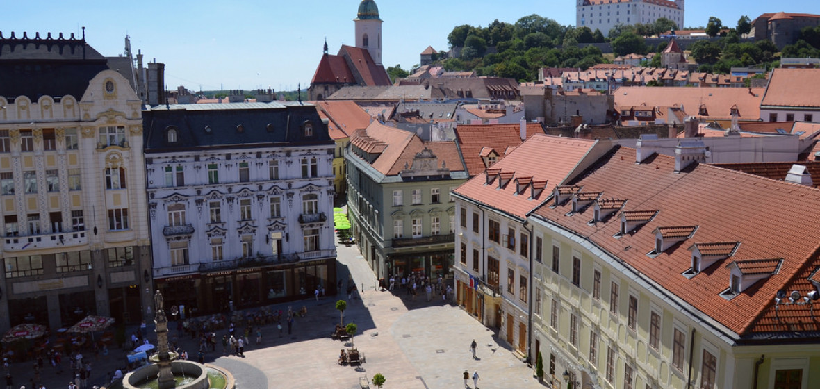 Photo of Bratislava