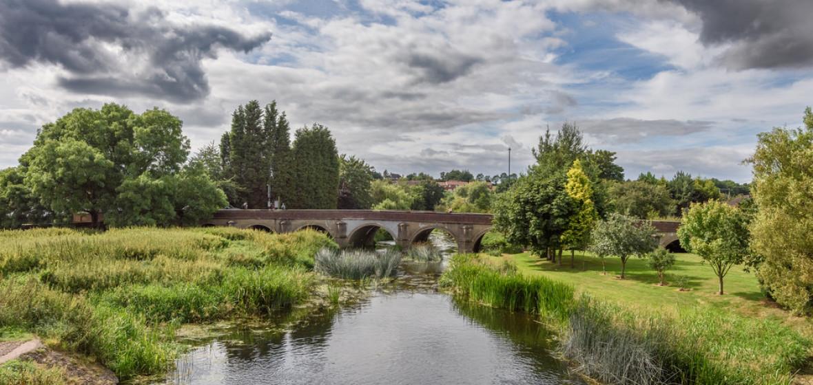 Photo of Warwickshire