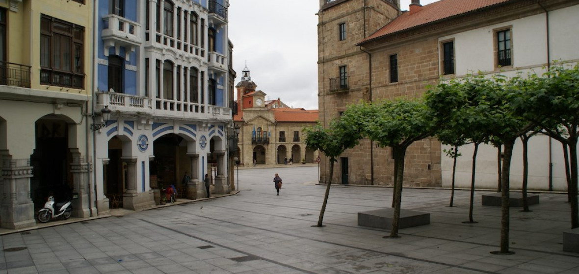 Photo of Avilés