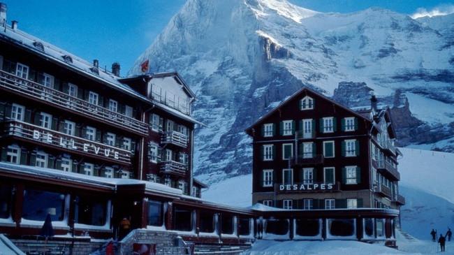 Photo of Hotel Bellevue des Alpes