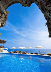 Ten Reasons Why I Love…. Hotel Santa Caterina, Amalfi, Italy.