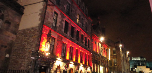 Photo of The Witchery by the Castle