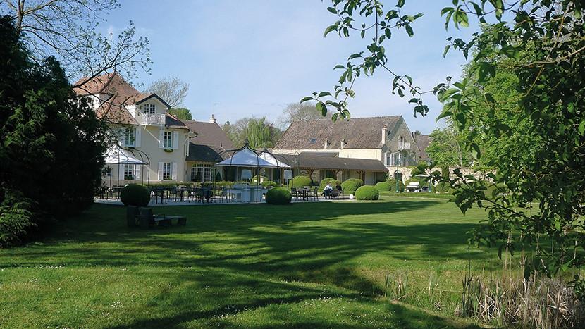 Photo of Hostellerie de Levernois