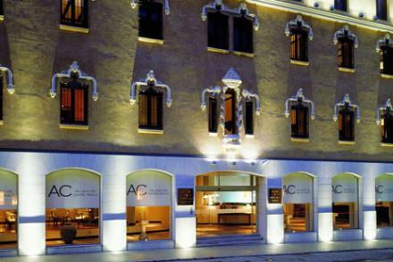 AC Palacio de Santa Paula