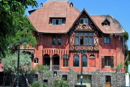 Hotel Castillo Rojo