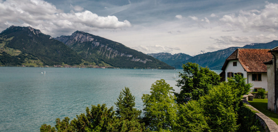 Photo of Spiez
