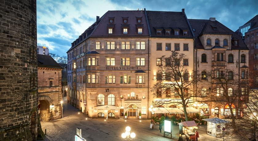 Photo of Hotel Victoria, Nuremberg