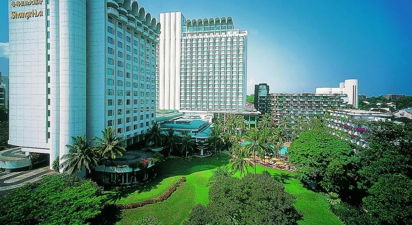 Photo of Shangri-La Hotel, Singapore