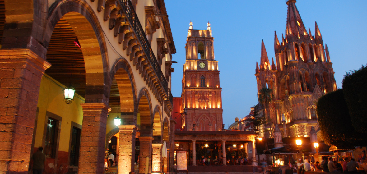 Photo of San Miguel de Allende