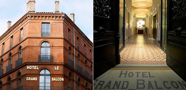Photo of Hotel Le Grand Balcon