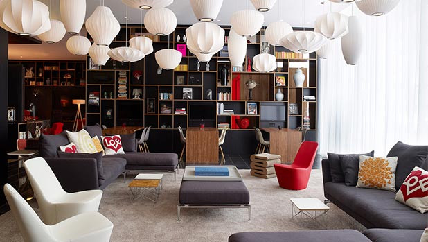 Photo of citizenM Bankside