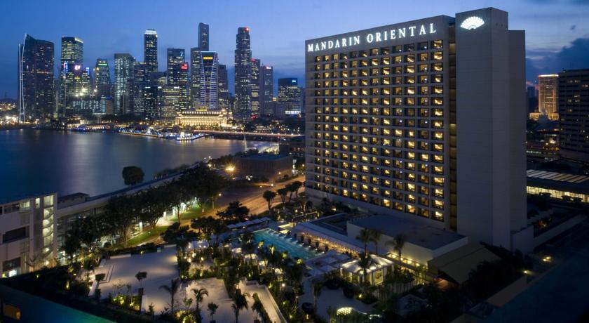 Photo of Mandarin Oriental Singapore