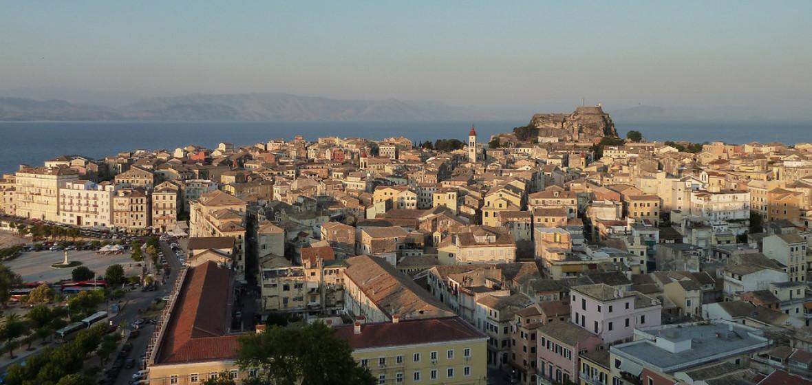 Photo of Corfu