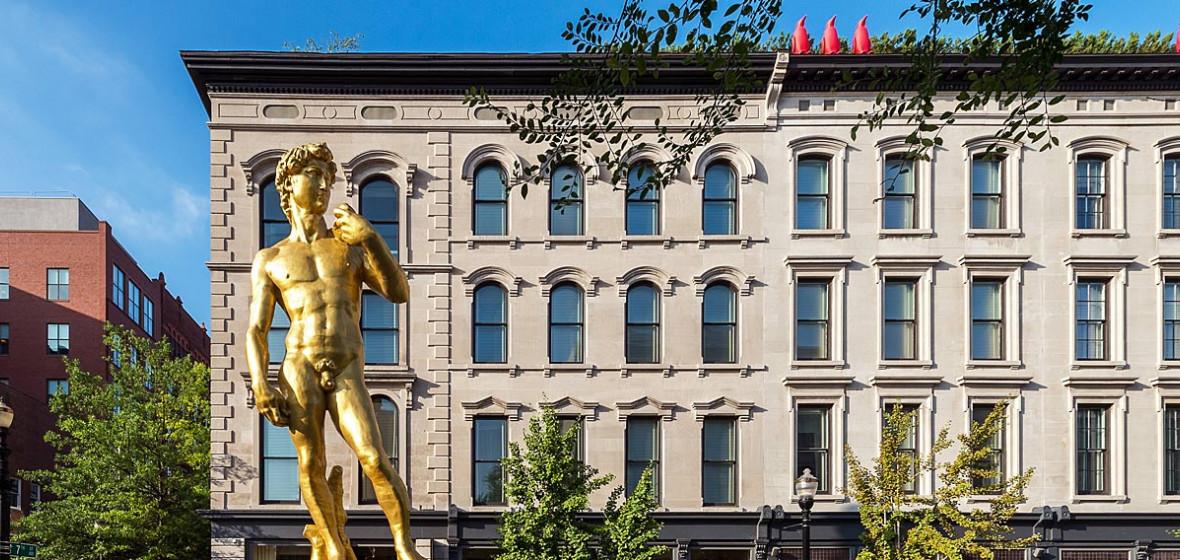Photo of 21C Museum Hotel, Louisville